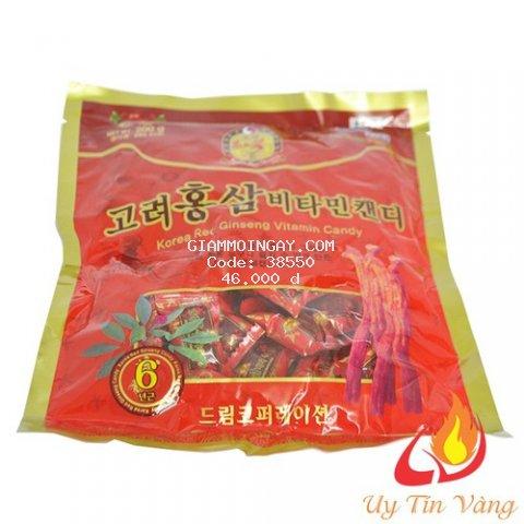 Keo Sâm Vitamin 200gram HV
