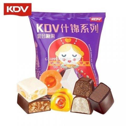 Kẹo socolamix đủ vị búp bê Nga (có nhân)