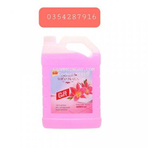 Lau sàn Gift 3,8kg Hương Lyly
