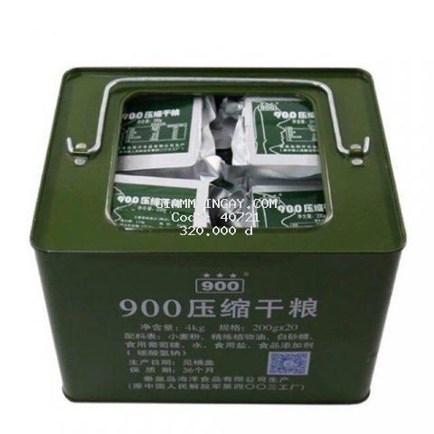 Lương khô Trung Quốc (4kg/thùng)