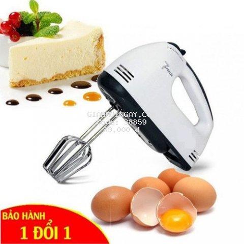 máy đánh trứng 7 tốc độ