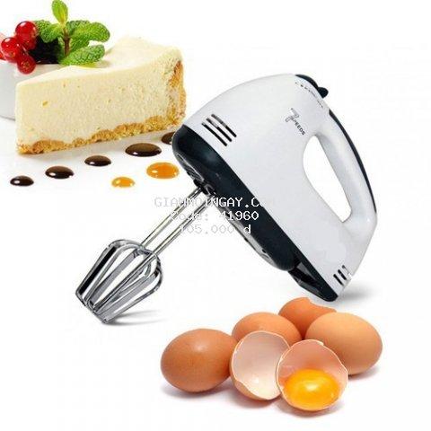 Máy đánh trứng cầm tay 7 cấp độ