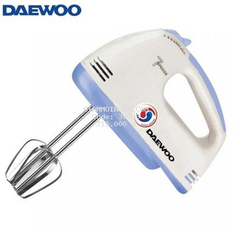Máy đánh trứng cầm tay Daewoo DWHM-318