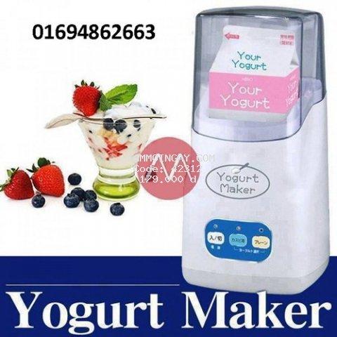 máy làm sữa chua tự động