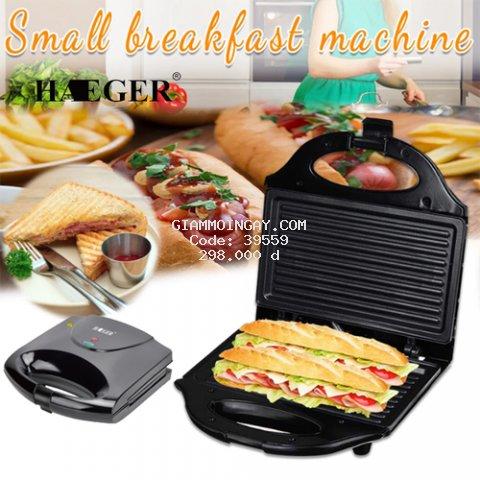Máy Nướng Bánh Mì, Nướng Thịt Ốp La Trứng