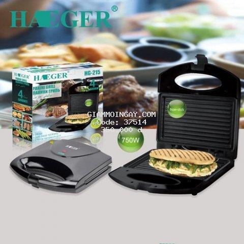 Máy Nướng Bánh Mỳ Haeger