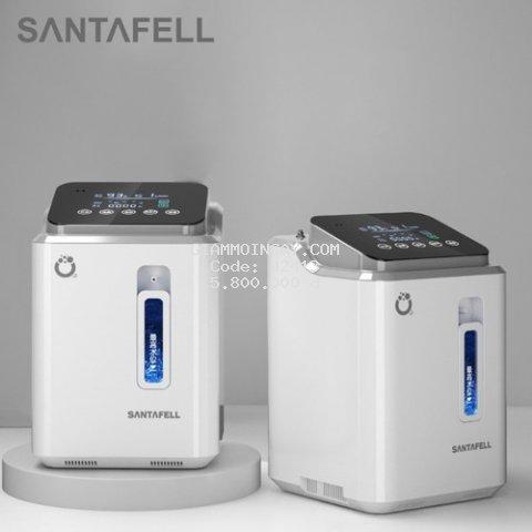 Máy tạo oxy y tế gia đình SANTAFELL 7L
