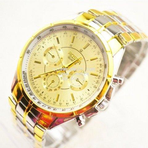 [MIỄN PHÍ VẬN CHUYỂN] Đồng hồ nam cao cấp chính hãng ROSRA, tặng hộp và pin dự phòng, bảo hành 1 năm
