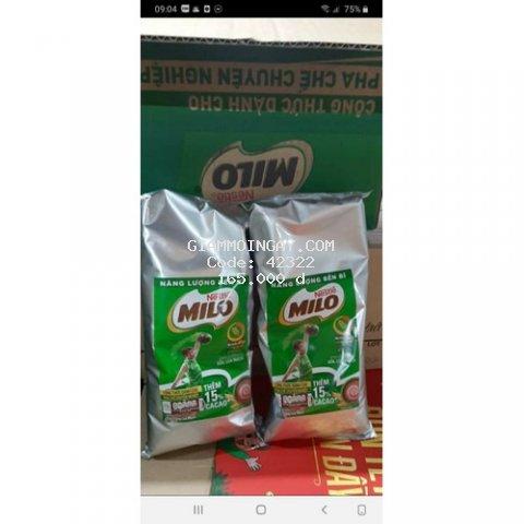 Milo túi 1kg Nestle (date mới). #milogói 1kg