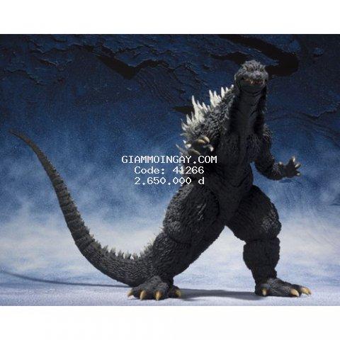 mô hình đồ chơi khủng long. quái vật godzilla 2002 SHM ( hàng chính hãng).