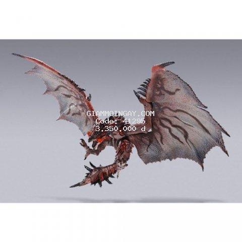 Mô Hình đồ chơi quái vật Hunters Rathalos SH monsterarts. ( hàng chính hãng).