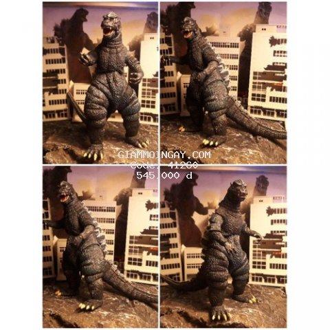 Mô hình đồ chơi quái vật khủng long Godzilla NECA 1985. (có sẵn).