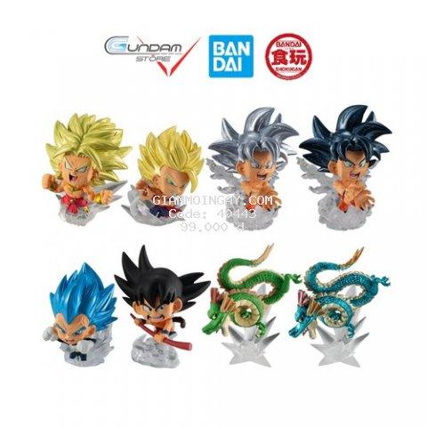 Mô Hình Dragon Ball Chyosenshi Figure 5 Bandai Đồ Chơi Lắp Ráp Anime Nhật