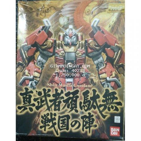 Mô hình Gundam Bandai MG 1/100 Shin Musha Gundam Dragon Phoenix 2nd