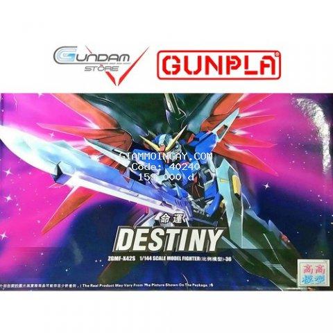 Mô Hình Gundam HG Destiny TT Hongli 1/144 Đồ Chơi Lắp Ráp Anime