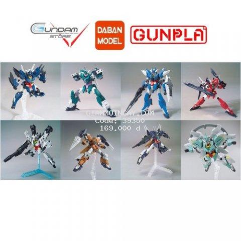 Mô Hình HG Core Gundam Daban Mercone Veetwo Earthree Marsfour Jupitive Saturnix Uraven Nepeight 1/144 Đồ Chơi Lắp Ráp Anime