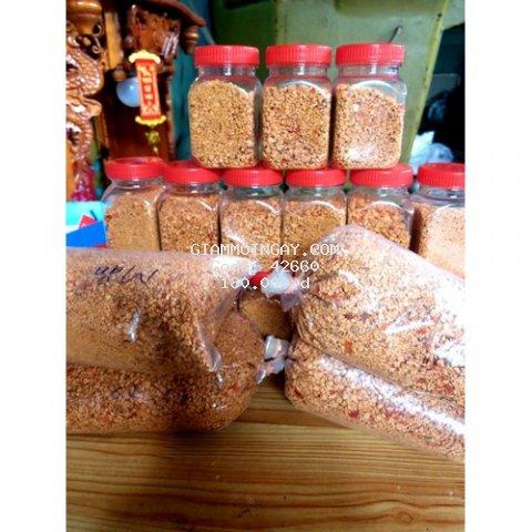 Muối Tây Ninh chay 1 kí
