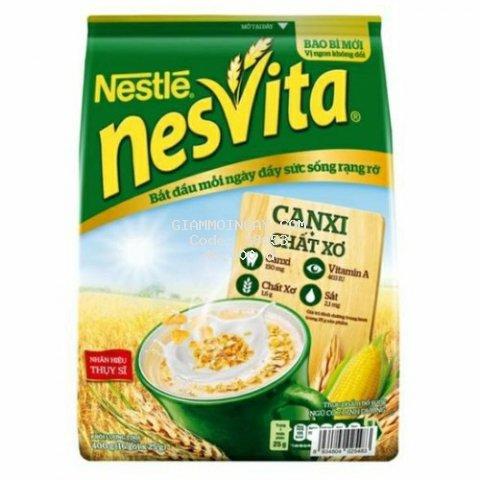 ngũ cốc dinh dưỡng nesvita  bịch 400g