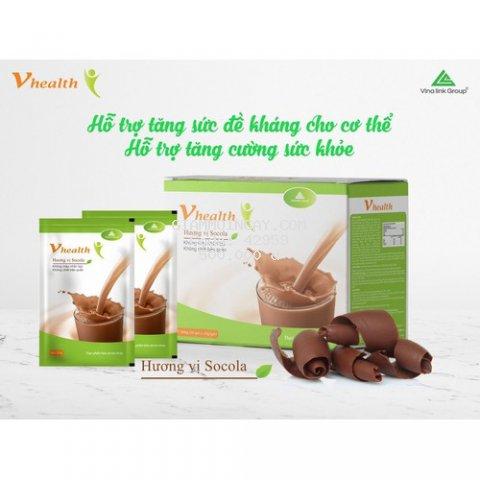 Ngũ cốc dinh dưỡng Vhealth giúp giảm cân hiệu quả