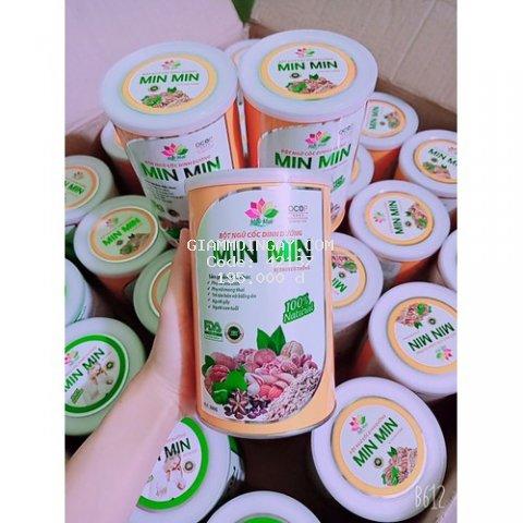 Ngũ cốc lợi sữa Min Min