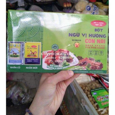 Ngũ vị hương 5g ( 10 gói )