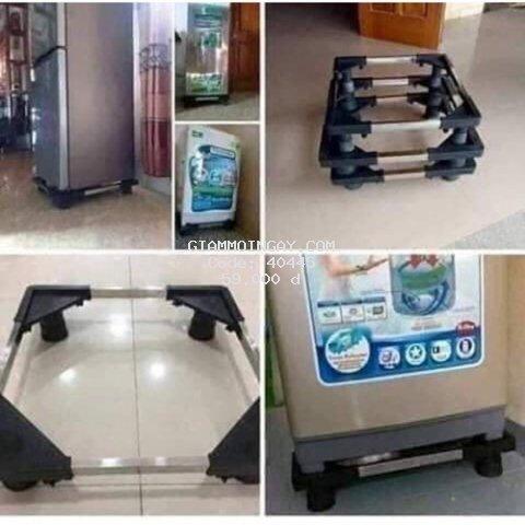 NHẬP SD36N4 GIẢM CÒN 58K Kệ đa năng kê tủ lạnh máy giặt GIẢM GIÁ