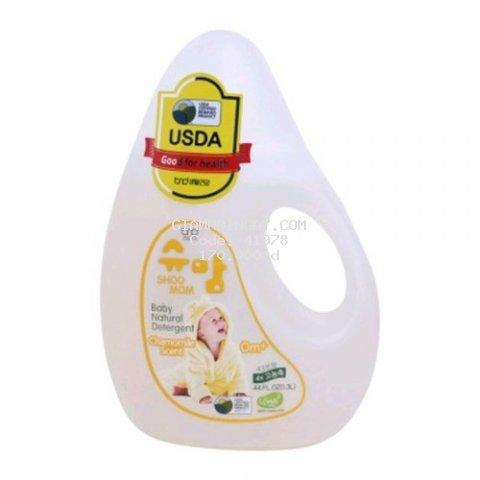 Nước giặt hữu cơ trẻ em