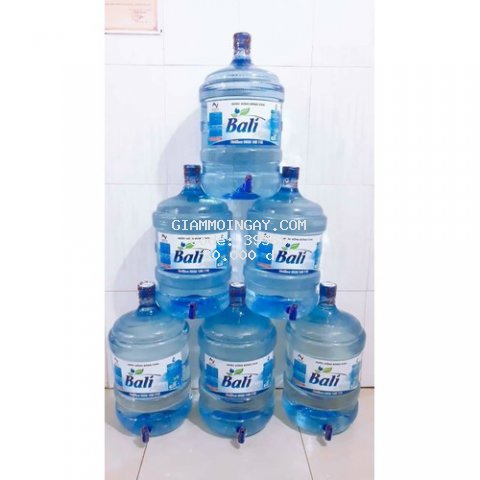 Nước tinh khiết Baliaqua