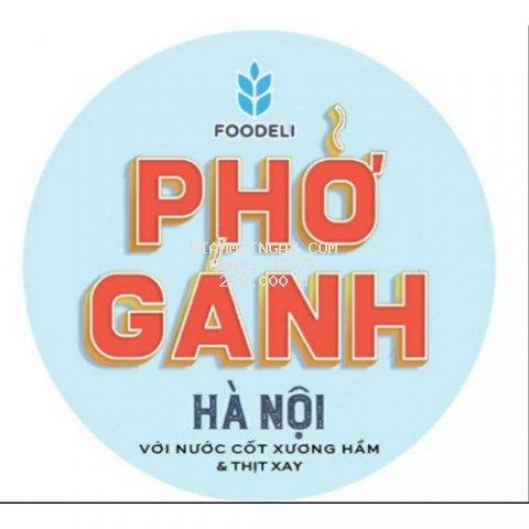 Phở gánh Hà Nội được sản xuất tại Việt Nam.Thùng 24 gói.2kg