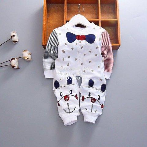 Quần áo bé sơ sinh 0- 12 tháng