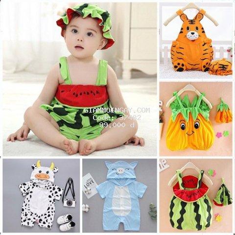 quần áo trẻ em 0-24 tháng tuổi