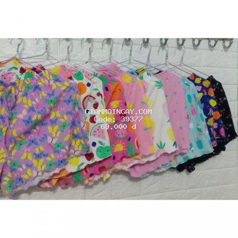 Quần đùi, quần short ngủ nữ *Thun cotton Hàn tuyển chọn