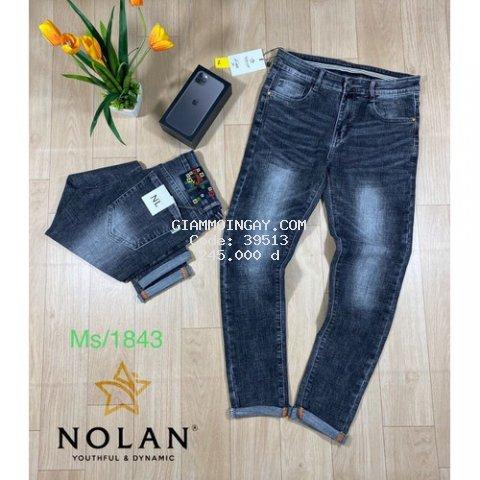 Quần jeans thanh niên