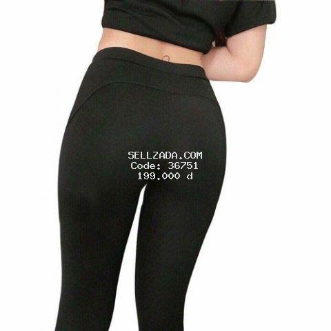 Quần legging nâng mông