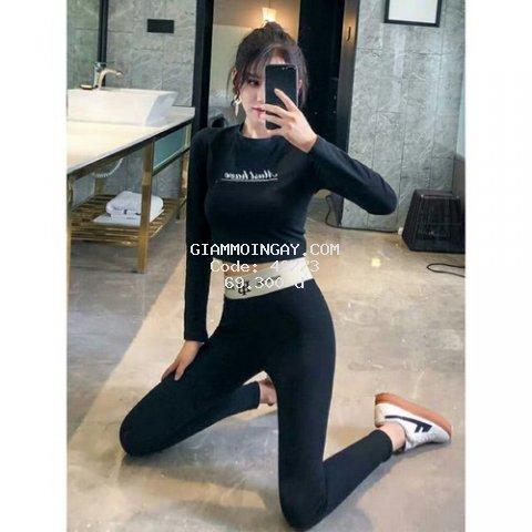 Quần legging nữ đẹp mẫu mới ( hot)