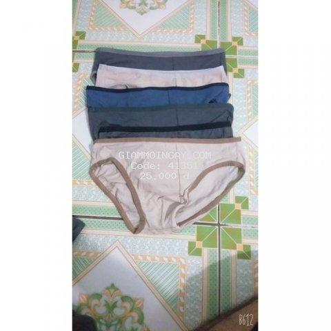 quần lót nam co giãn