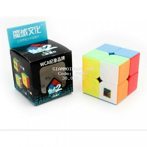 Rubik 2x2  MoYu MeiLong Rubik 2 Tầng