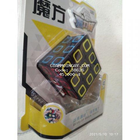 Rubik 3x3 chi tiết độc đáo