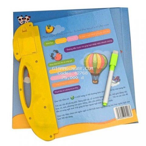 sách song ngữ tiện ích cho trẻ