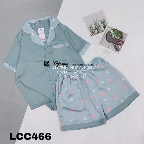 Satin Bộ Đùi - Pijama