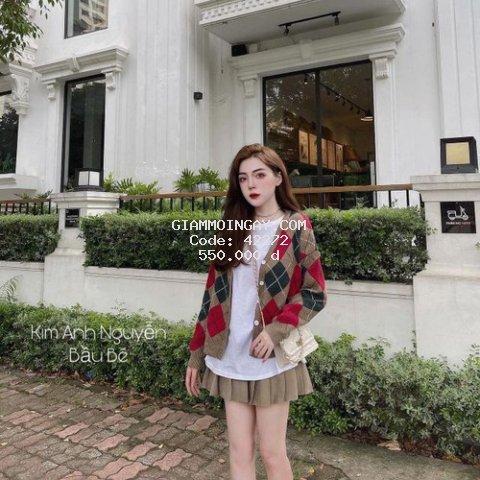 Set Full Bộ Áo Váy Hàng Quảng Châu