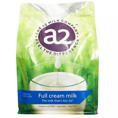 Sữa béo A2 Úc 1kg