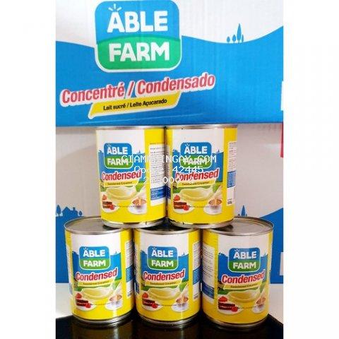 Sữa đặc lon 500gr Able Farm nhập khẩu Malaysia( date mới)