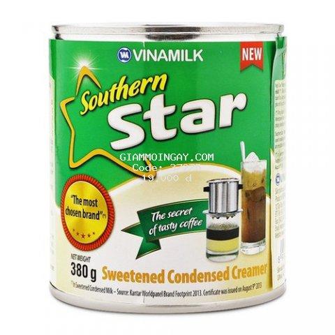 Sữa đặc  Ngôi sao Phương Nam (lon)