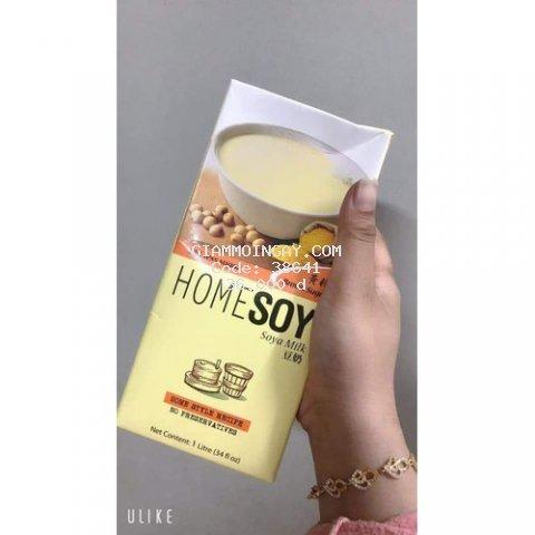 Sữa đậu nành Homesoy 1lit