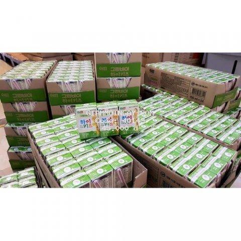 Sữa Greenbia hikid Hàn Quốc 150ml