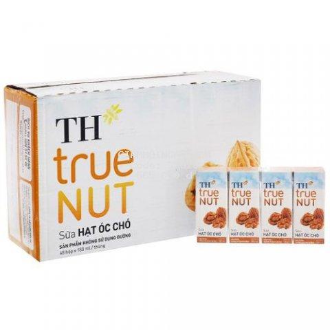 Sữa hạt TH true milk hộp 180 ml ( Óc chó /Macca/Hạnh nhân /Hạt dẻ /Gấc/Nghệ/Gạo lứt)