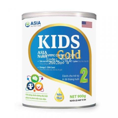 sữa kid gold