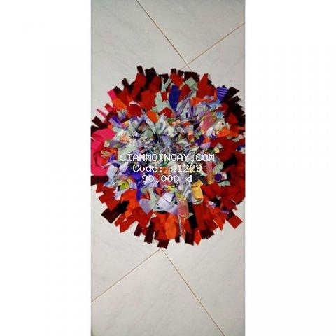 thảm vải sử dụng cho gia đình