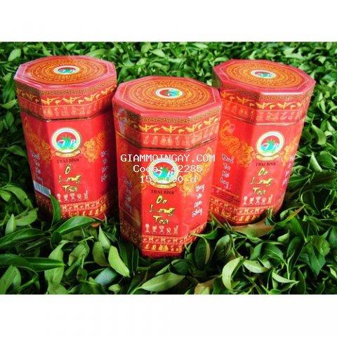 Trà Ôlong Nông trường chè Thái Bình